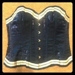 Other - Corset, silk overbust